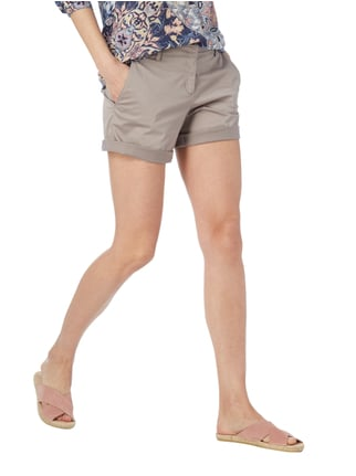 Tom Tailor Shorts mit Stretch-Anteil Beige - 1