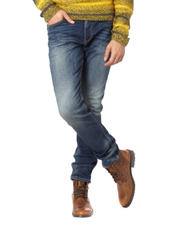 Tom Tailor Stone Washed Regular Slim Fit Jeans Blau - 1