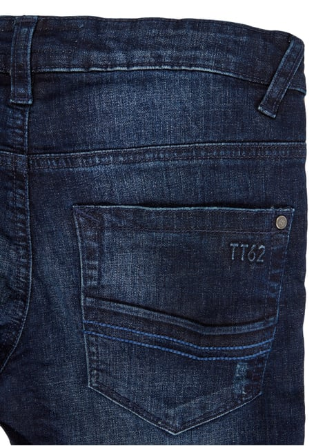 Used Slim Fit Jeans mit Stretch-Anteil Tom Tailor online kaufen - 1