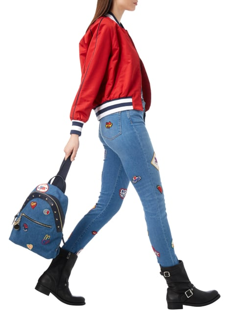 Tommy Hilfiger Canvas Backpack Gigi Hadid in Rot - 1