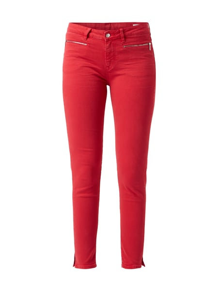 Tommy Hilfiger Venice Hw Ankle - Coloured Skinny Fit Jeans Rot