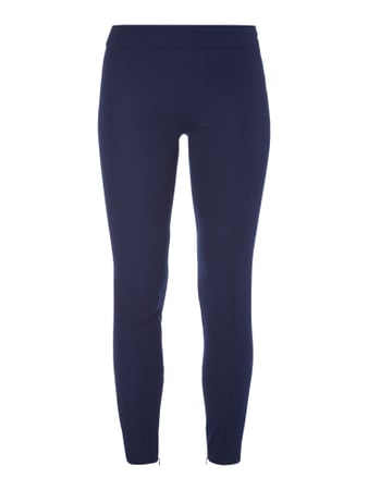 Cotton-Mix Treggings Gigi Hadid Blau / Türkis - 1