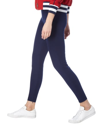 Tommy Hilfiger Cotton-Mix Treggings Gigi Hadid Dunkelgrau - 1