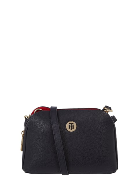 36abaacc3476b Tommy Hilfiger Crossbody Bag mit Logo-Applikation Blau   Türkis - 1 ...