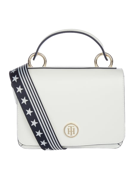 Tommy Hilfiger Youthful Heritag - Crossbody Bag mit optionalem Schulterriemen Offwhite