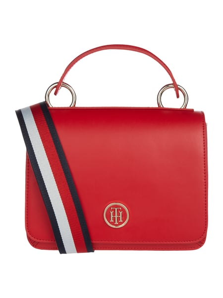 Tommy Hilfiger Youthful Heritag - Crossbody Bag mit optionalem Schulterriemen Rot