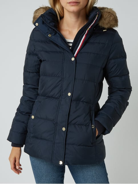 Tommy hilfiger winter jacke damen sale