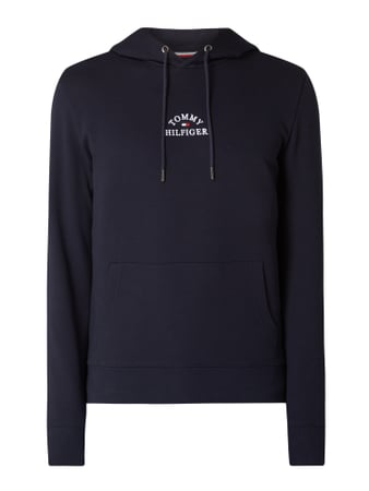 Tommy Hilfiger Hoodie - 'Better Cotton Initiative' Blau - 1