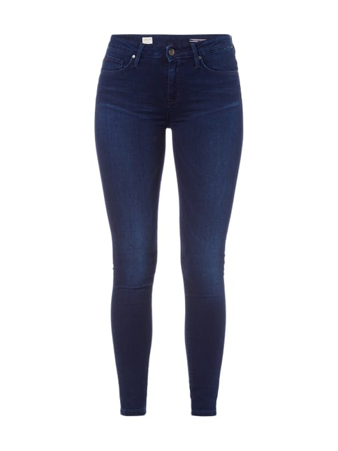 Jegging Fit 5-Pocket-Jeans Blau / Türkis - 1