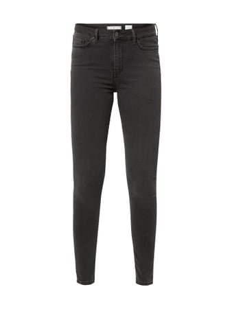 Tommy Hilfiger Light Stone Washed Ultra Skinny Fit Jeans Grau / Schwarz - 1
