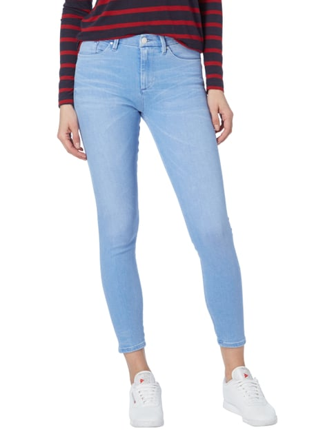Tommy Hilfiger One Washed Flexible Fit Jeans Hellblau - 1