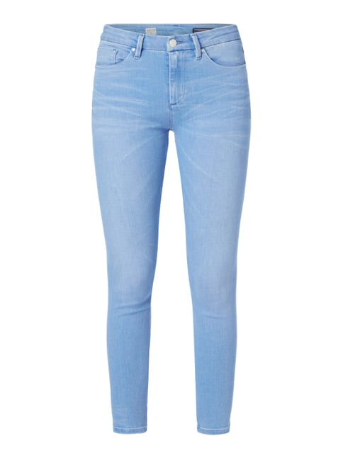 One Washed Flexible Fit Jeans Blau / Türkis - 1