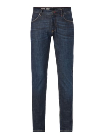 One Washed Regular Fit Jeans Blau / Türkis - 1