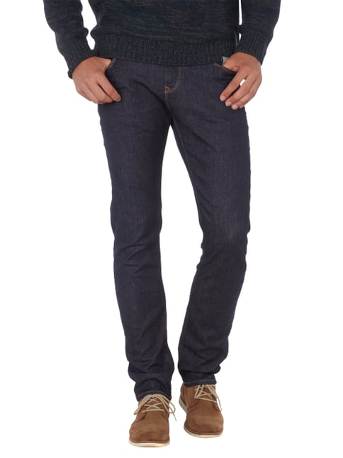 Tommy Hilfiger Rinsed Washed Slim Fit Jeans Marineblau - 1