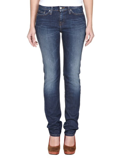 Tommy Hilfiger Regular Fit Stone Washed Jeans Jeans - 1