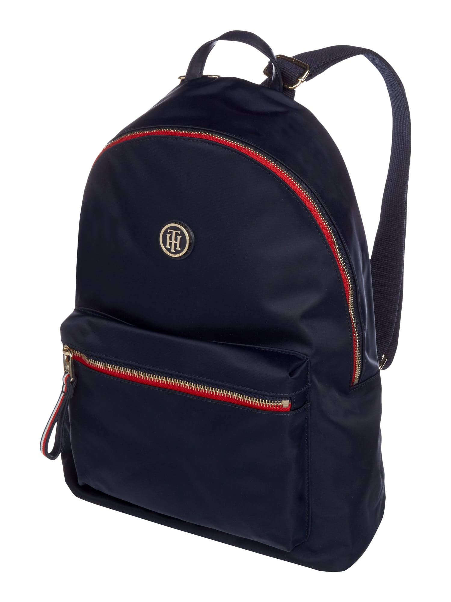 tommy hilfiger rucksack mit gepolstertem tabletfach in. Black Bedroom Furniture Sets. Home Design Ideas