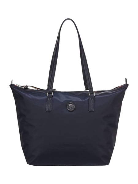 Tommy Hilfiger Poppy Tote - Shopper mit Logo-Applikation Marineblau