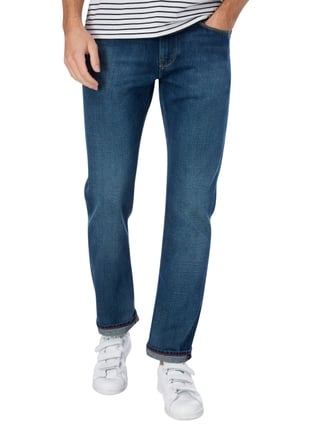 Tommy Hilfiger Stone Washed Regular Fit Jeans Blau - 1