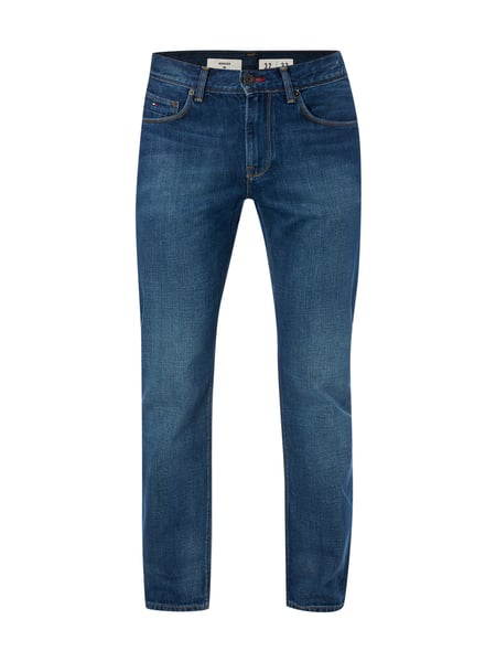 Tommy Hilfiger Stone Washed Regular Fit Jeans Blau / Türkis - 1