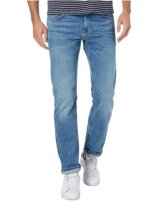 Tommy Hilfiger Stone Washed Slim Fit Jeans Hellblau - 1