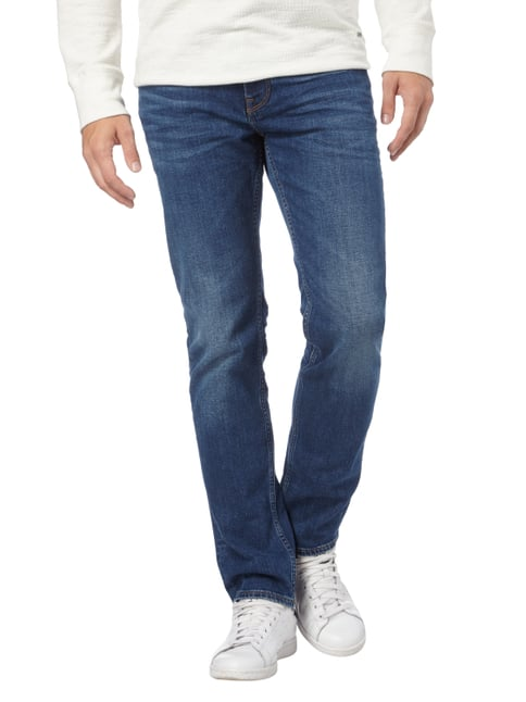 Tommy Hilfiger Stone Washed Straight Fit Jeans Marineblau - 1