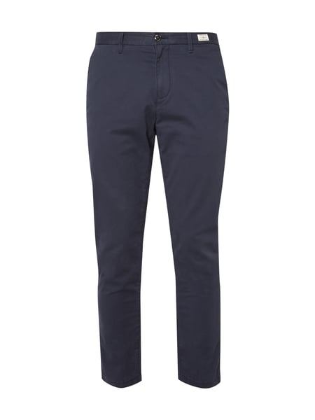 Tommy Hilfiger Straight Fit Chino mit Stretch-Anteil Blau / Türkis - 1