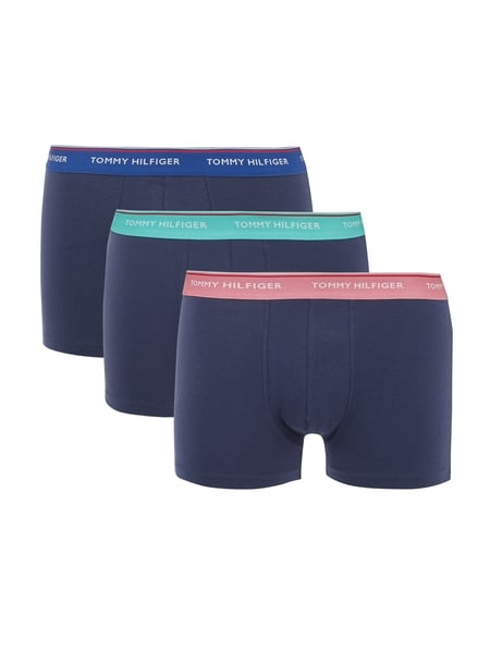 Tommy Hilfiger Trunks im 3er-Pack Blau - 1