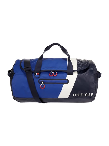 tommy hilfiger weekender mit optionalem schulterriemen in blau t rkis online kaufen 9732536. Black Bedroom Furniture Sets. Home Design Ideas