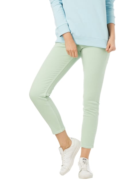 Hilfiger Denim Coloured High Waist Jeans mit Stretch-Anteil Mint - 1