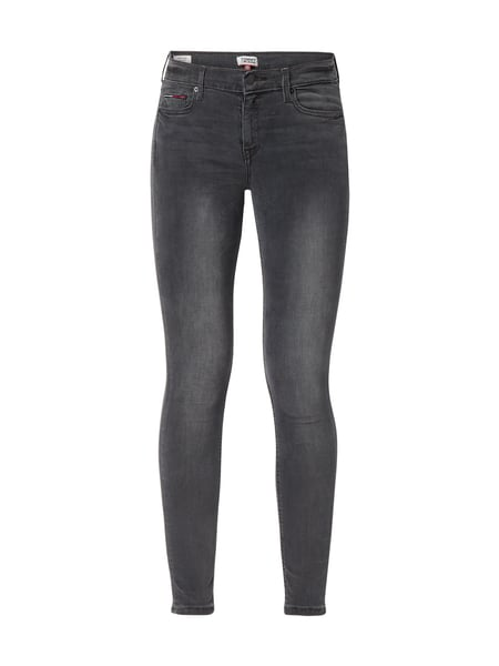 Tommy Jeans Coloured Skinny Fit Jeans Grau - 1