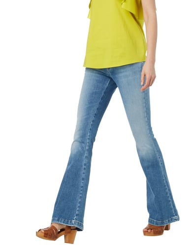 Hilfiger Denim Double Stone Washed Flared Cut Jeans Jeans - 1