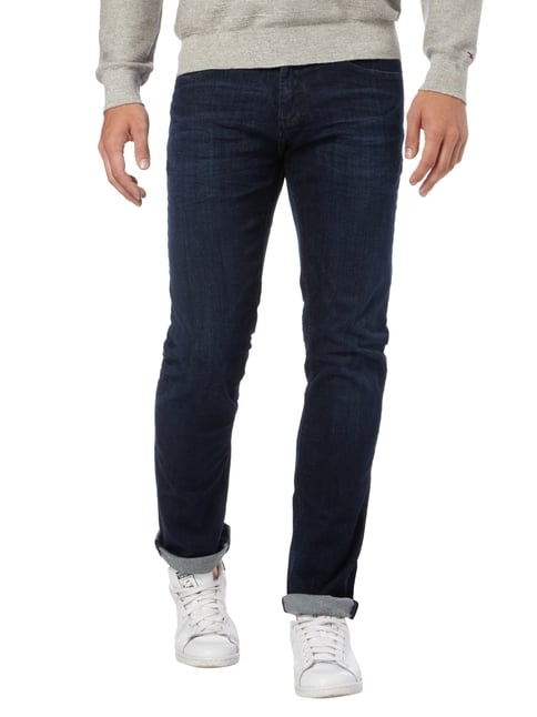 Hilfiger Denim Light Stone Washed Slim Fit Jeans Jeans - 1