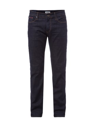 Rinsed Washed Original Straight Fit Jeans Blau / Türkis - 1