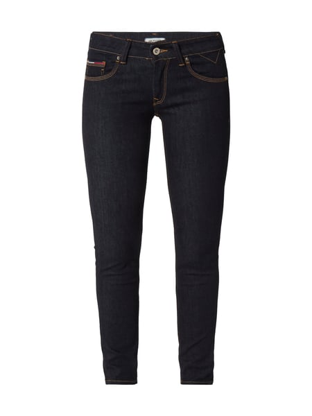 Tommy Jeans Low Skinny Sophi - Rinsed Washed Skinny Fit Jeans Jeans