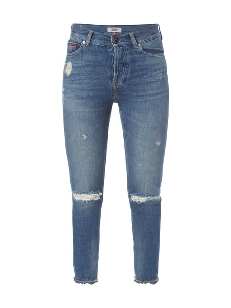Tommy Jeans High Rise Slim I - Slim Fit Jeans im Destroyed Look Jeans