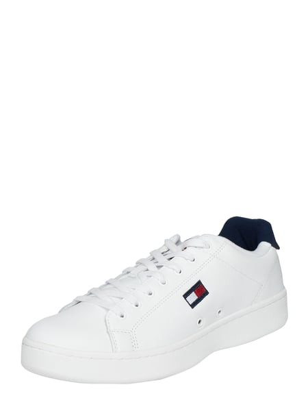 Tommy Jeans Sneaker aus Leder Modell 'Capsole Heritage' Weiß - 1