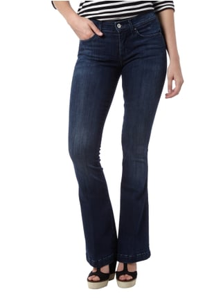 Hilfiger Denim Stone Washed Flared Cut Jeans Jeans - 1