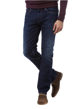 Hilfiger Denim Stone Washed Original Straight Fit Jeans Jeans meliert - 1