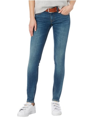 Hilfiger Denim Stone Washed Skinny Fit 5-Pocket-Jeans Jeans - 1
