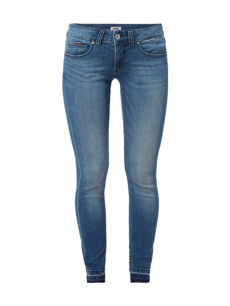 Tommy Jeans Low Rise Skinny - Stone Washed Skinny Fit Jeans Jeans