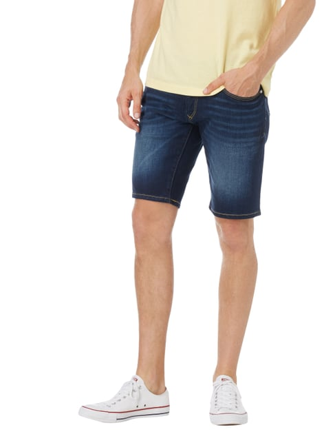 Hilfiger Denim Stone Washed Slim Fit Jeansbermudas Jeans - 1