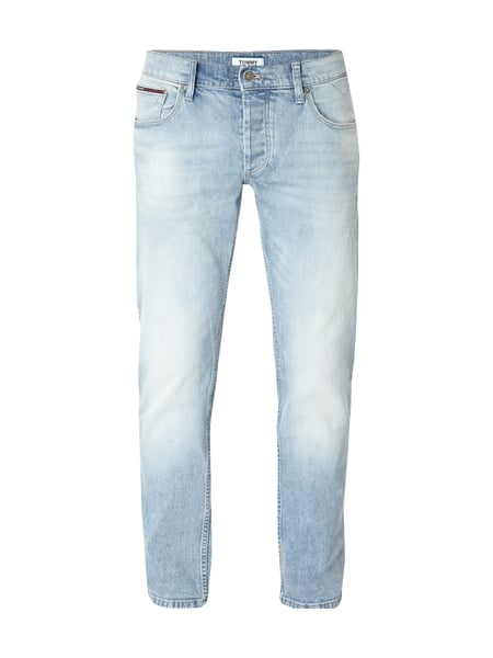Tommy Jeans Original Ryan - Stone Washed Straight Fit 5-Pocket-Jeans Jeans