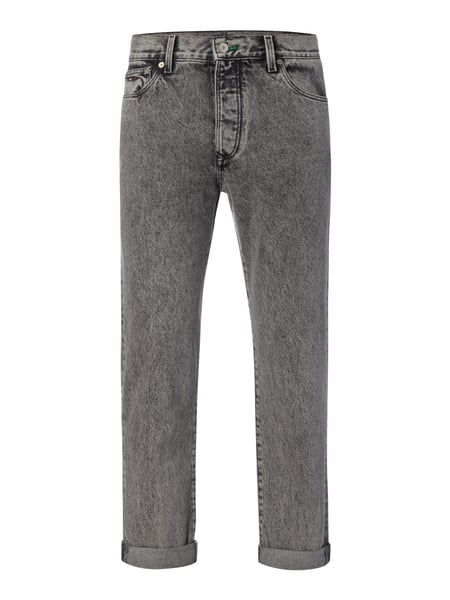 Tommy Jeans Tjm 90s Stt M37c - Stone Washed Straight Fit Jeans Jeans