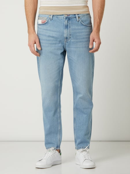 Tommy Jeans – Straight Fit Jeans aus Baumwolle Modell 'Dad Jean' – Jeans