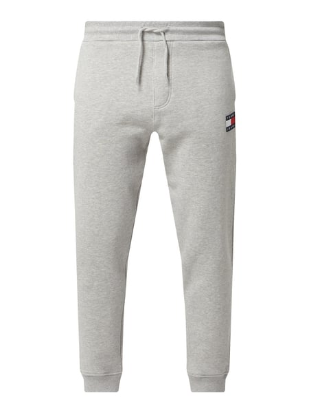 Tommy Jeans Sweatpants aus Organic Cotton Grau - 1
