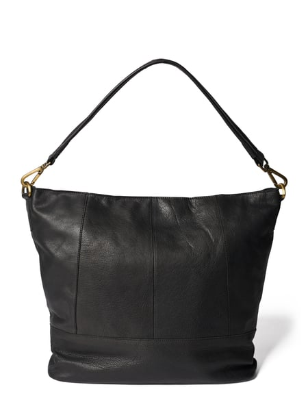 Treats Hobo Bag aus Leder Modell 'Nete' Schwarz - 1