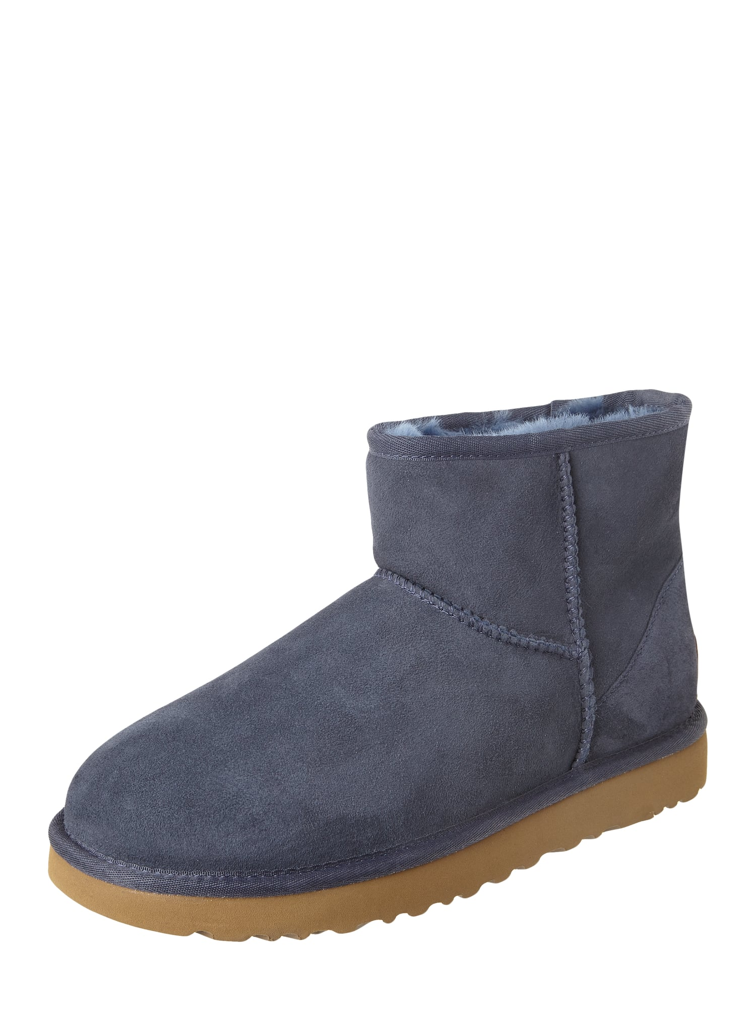 ugg lederboots 39 classic mini ii 39 mit lammfellfutter in blau t rkis online kaufen 9832883 p c. Black Bedroom Furniture Sets. Home Design Ideas