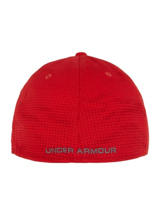 Rückansicht von Under Armour - Herren-wintermode in Rot - 1