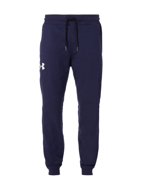 Loose Fit Sweatpants mit ColdGear®-Technologie Blau / Türkis - 1