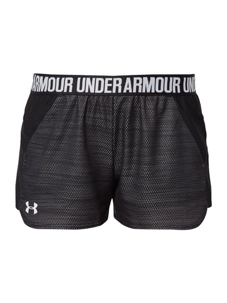 Under Armour Shorts aus Mesh - HeatGear® Schwarz
